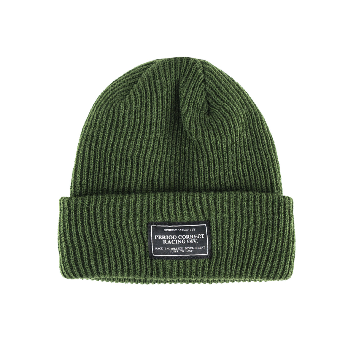TYPE II WATCH CAP GREEN