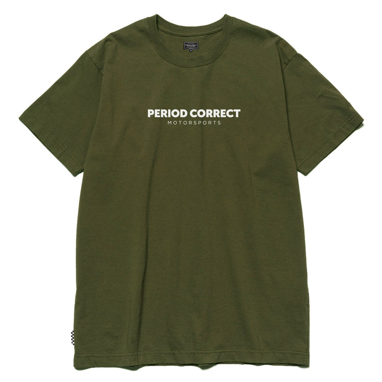 CORE LOGO T-SHIRT GREEN