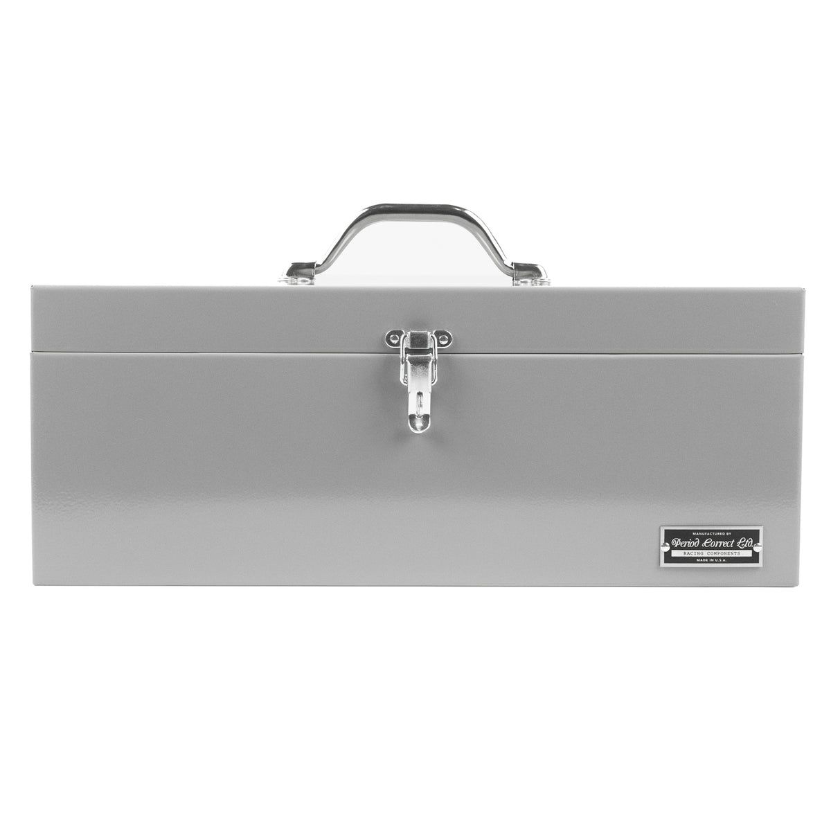LARGE ENGINEERING TOOL BOX GREY