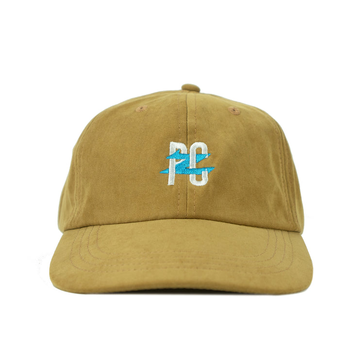 PERIOD CORRECT DAD CAP BROWN