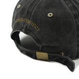 SAFARI RALLY CAP BLACK