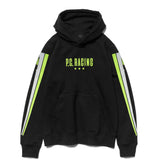 G FORCE HEAVYWEIGHT HOODIE BLACK