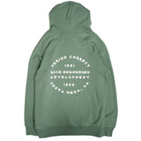 HISTORIC  FRENCH TERRY HOODIE