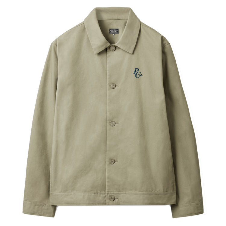 WORLD RALLY JACKET KHAKI