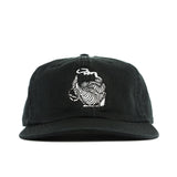 TYRED CAP BLACK