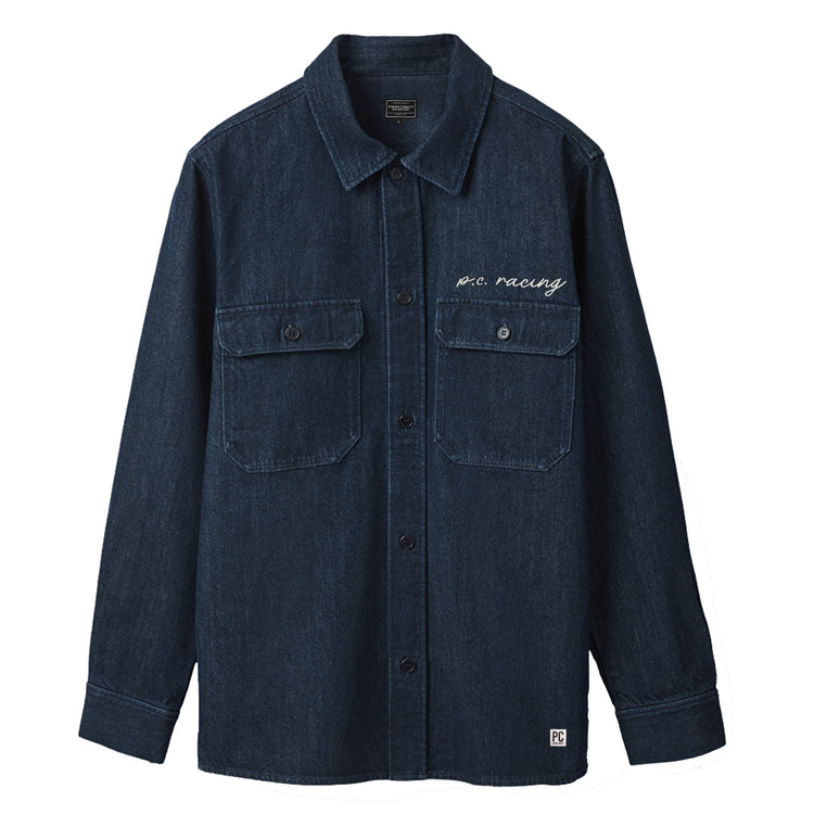 VICTORY DENIM SHIRT