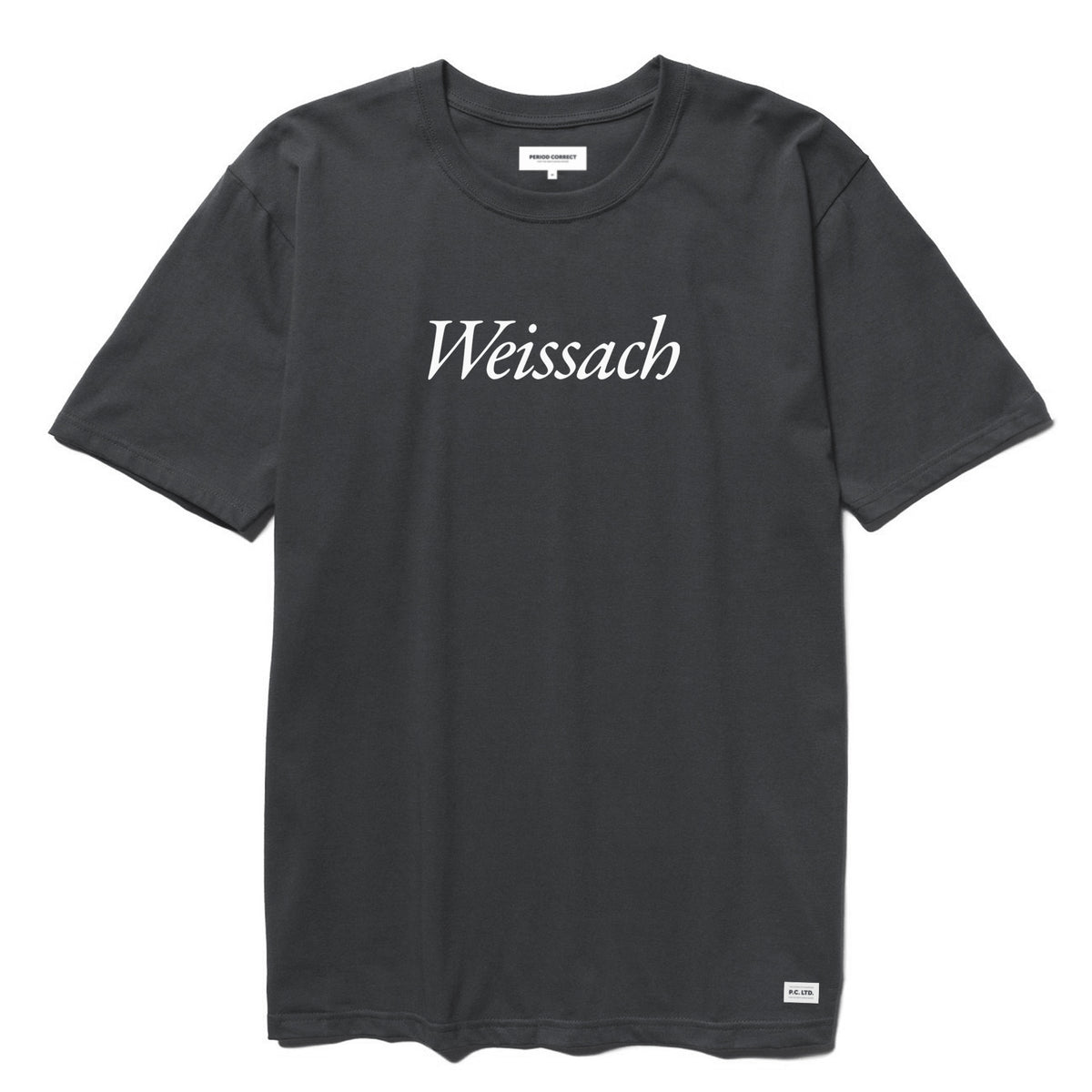 PC WEISSACH T-SHIRT GREY