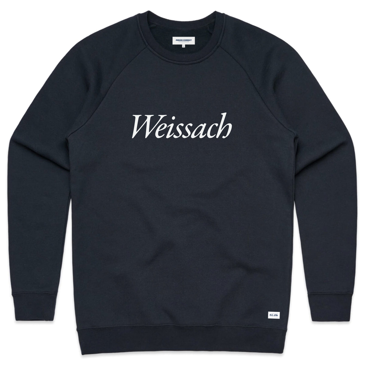 WEISSACH CREWNECK SWEATER NAVY