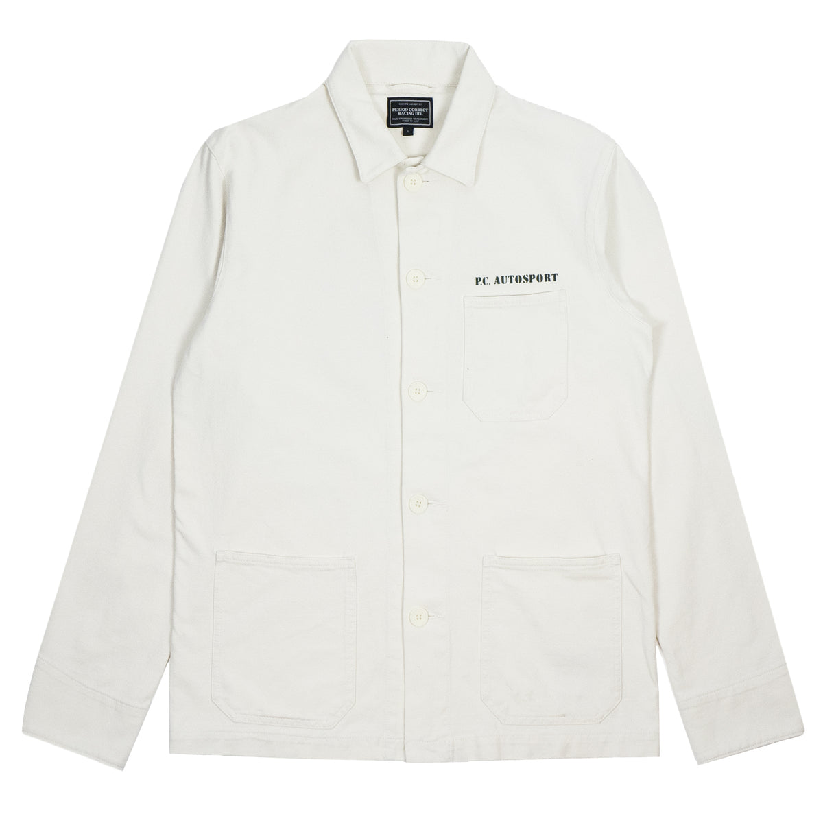 P.C. WORK JACKET OFF WHITE