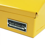 ENGINEERING TOOL BOX YELLOW