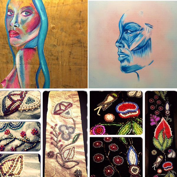 Venus Envy Ottawa Art Show Featuring Indigenous Artists