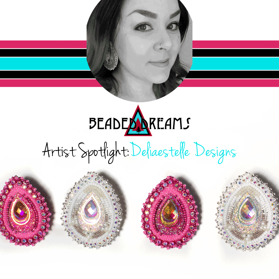 Artist Spotlight: Deliaestelle Designs