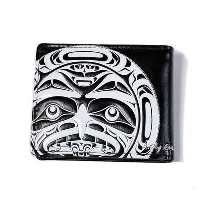 'Full Moon' Wallet by Andy Everson