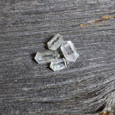 Chubby Crystal Quartz - Beaded Dreams  - 1