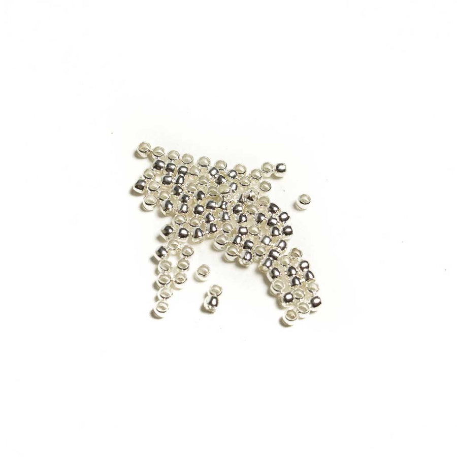 Crimp Bead Smooth 2mm - Beaded Dreams  - 1