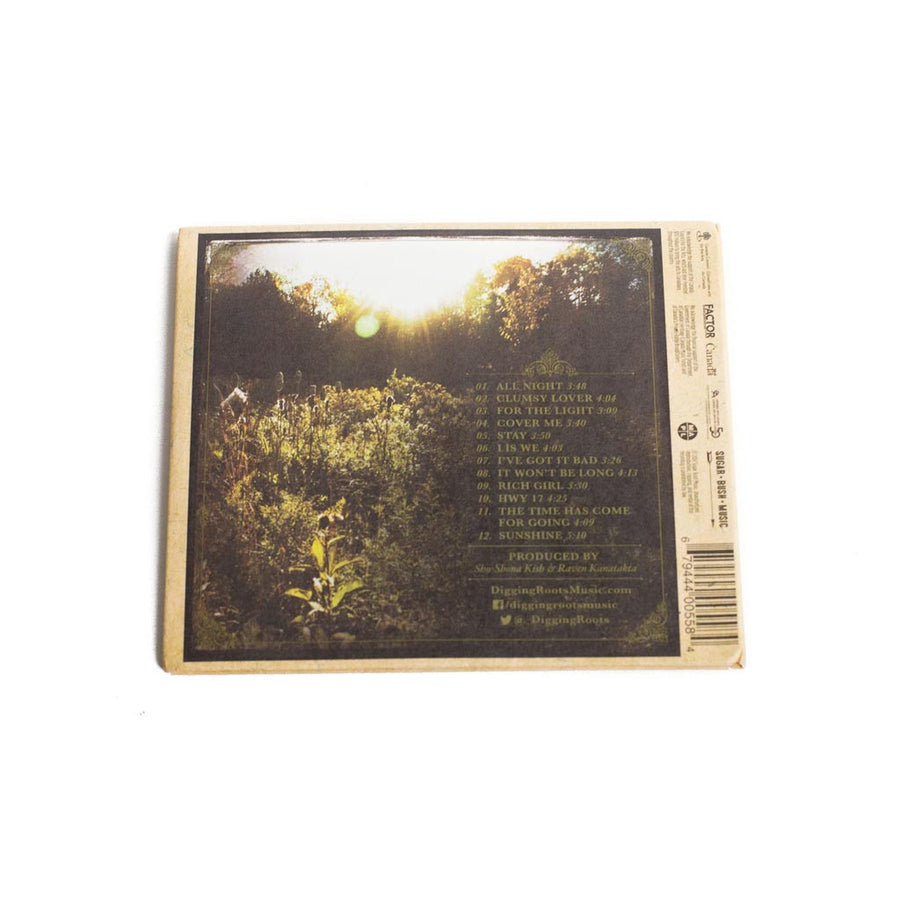 Digging Roots - For the Light CD - Beaded Dreams  - 1
