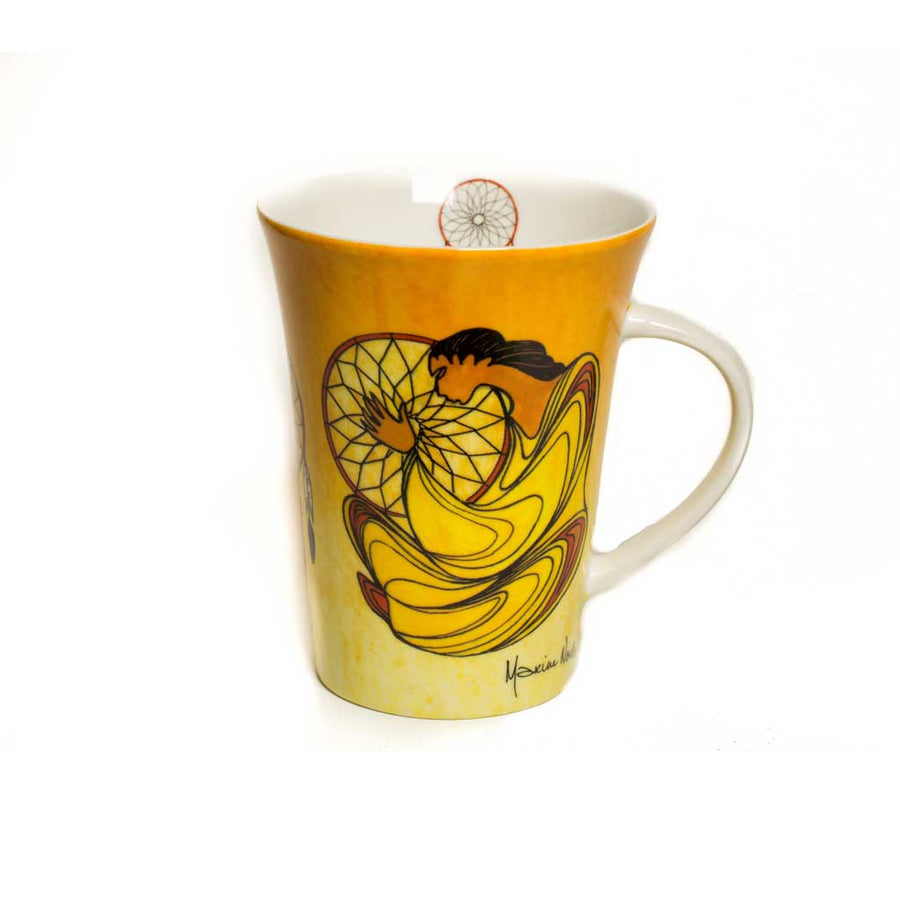 'Dreamcatcher' mug by Maxine Noel