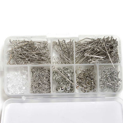 Findings Assortment Box - 671pcs.