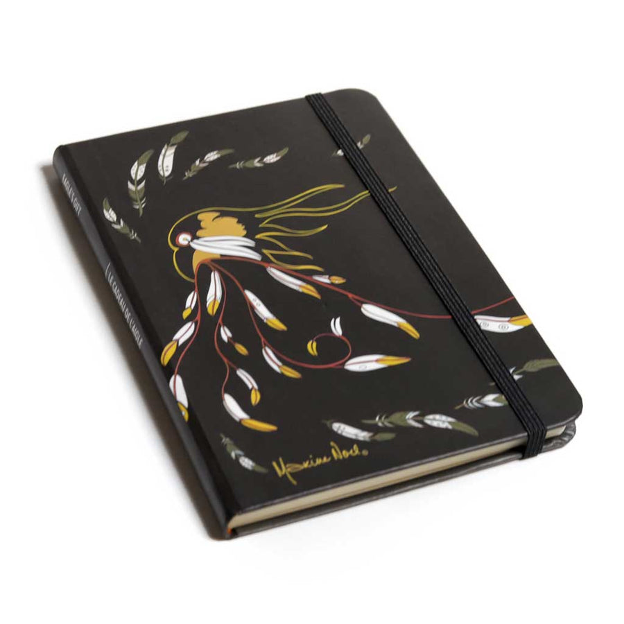 'Eagle's Gift' Hardcover Journal