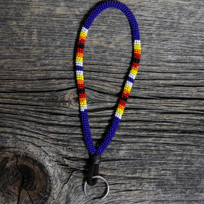 Beaded Keychains by 'Walking Beads'
