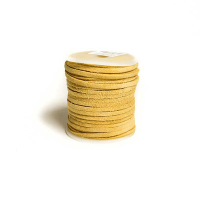 Suede Leather Lace Spools - Beaded Dreams  - 2