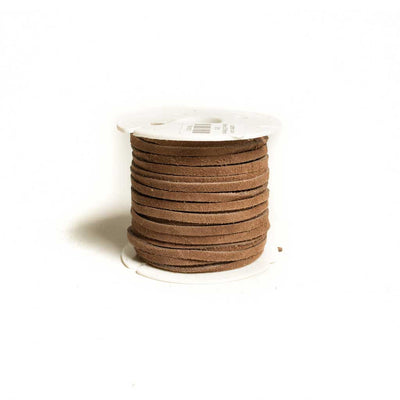 Suede Leather Lace Spools - Beaded Dreams  - 4