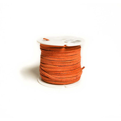 Suede Leather Lace Spools - Beaded Dreams  - 6