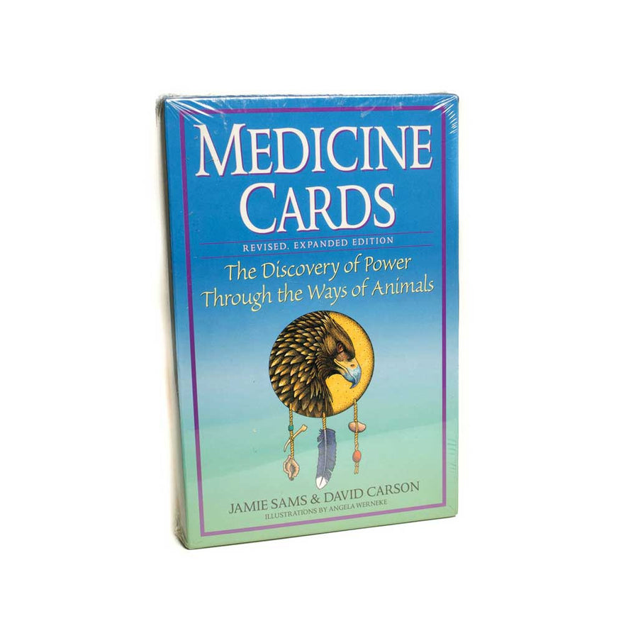 Medicine Cards - Beaded Dreams