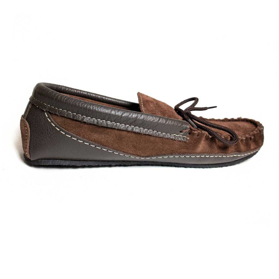 Men's Brown Street Mocc w/ Sole