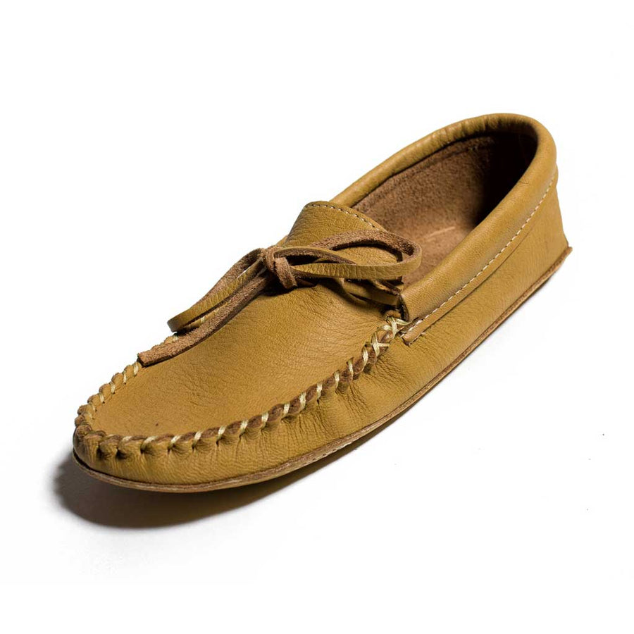 Men's Moose Hide Moccasins