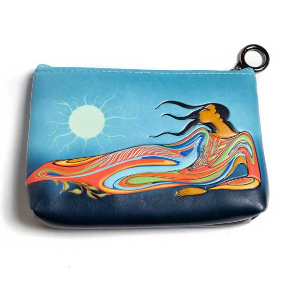 'Mother Earth' Coin Purse by Maxine Noel