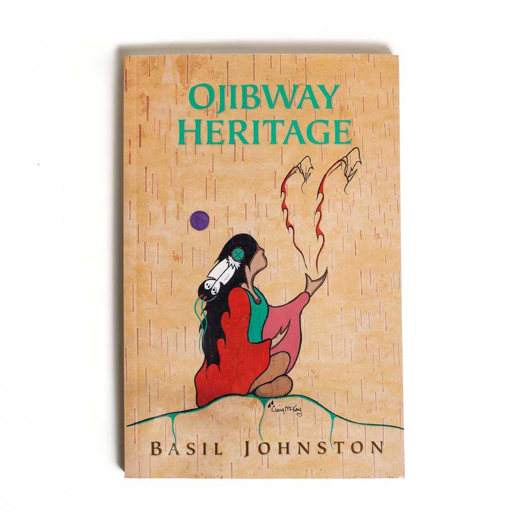 Ojibway Heritage Book