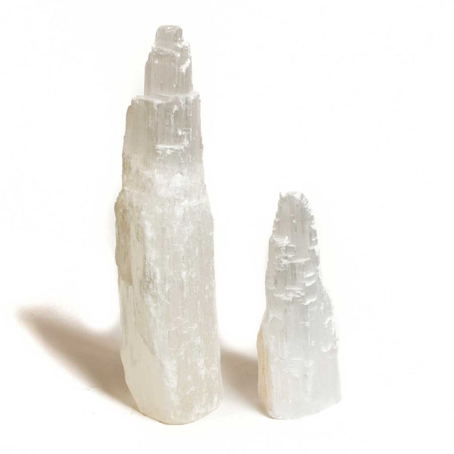 Selenite Towers - Beaded Dreams