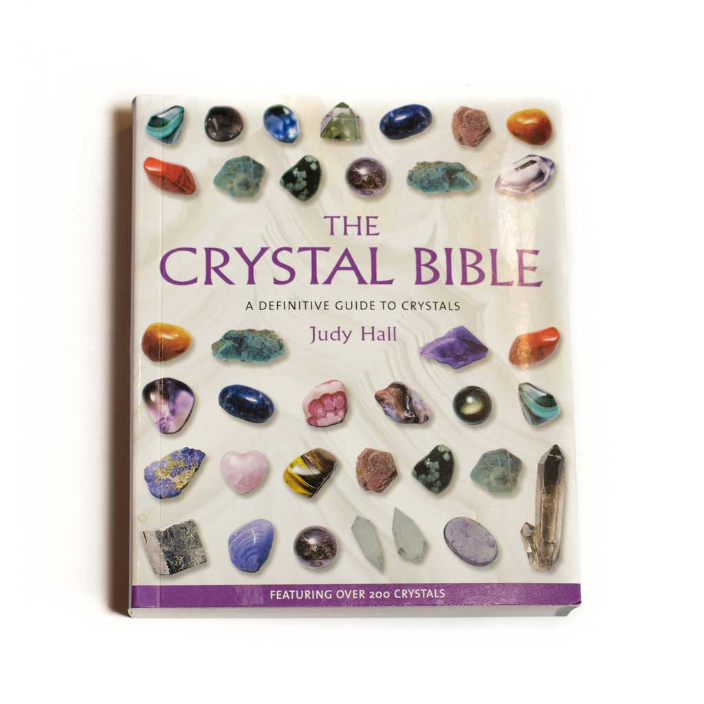 The Crystal Bible - Beaded Dreams
