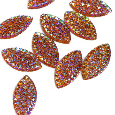 Gummy Spike Resin Cabochons