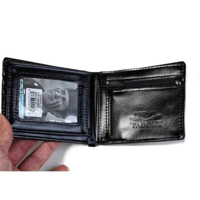 'Transcendence' Wallet by Andy Everson