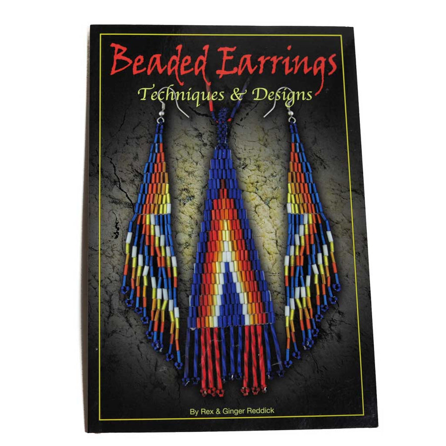 Beaded Earrings - Techniques & Designs