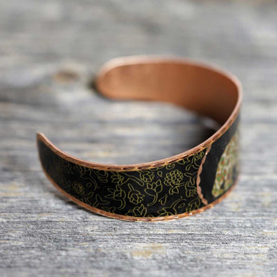 'Spring Bear' Copper Bracelet - Dawn Oman