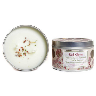 Red Clover Candle