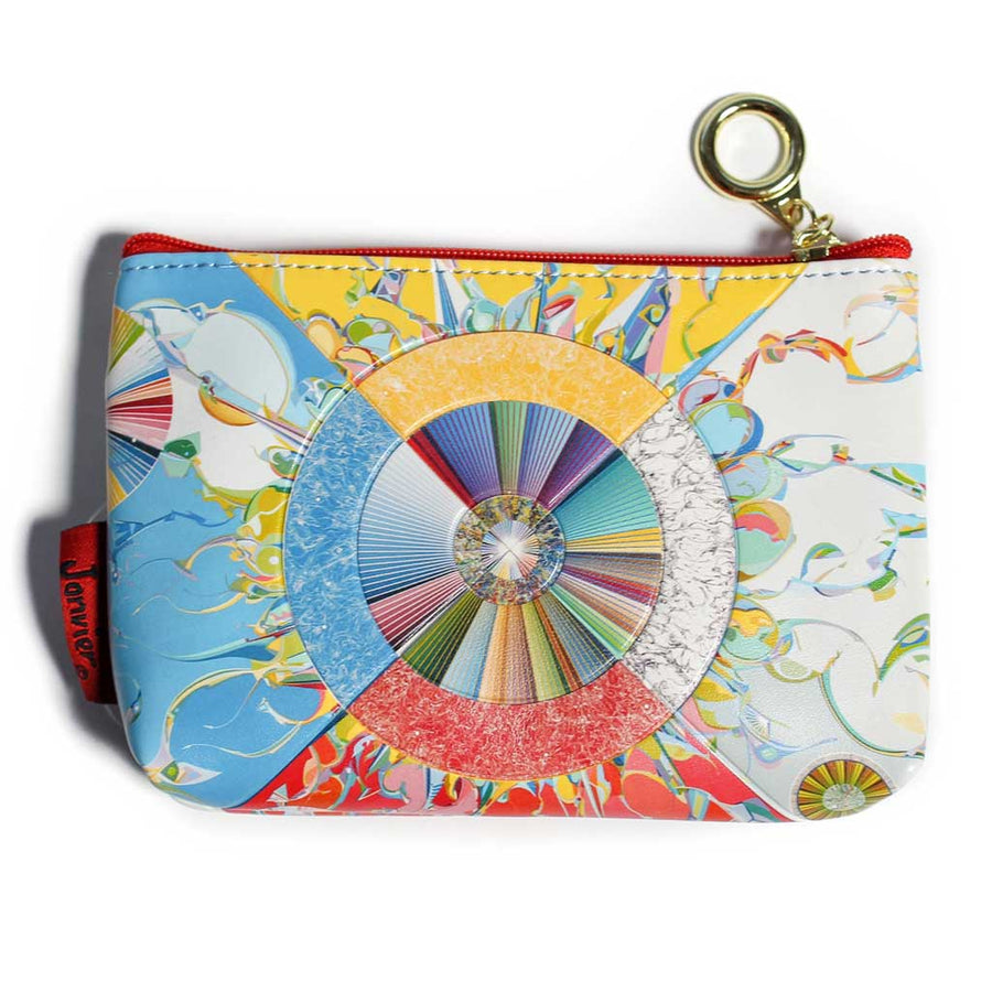 'Morningstar' Coin Purse by Alex Janvier