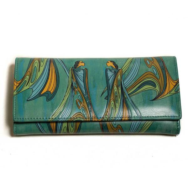 'Friends' Wallet by Maxine Noel