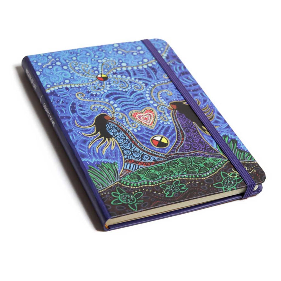 'Breath of Life' Hardcover Journal