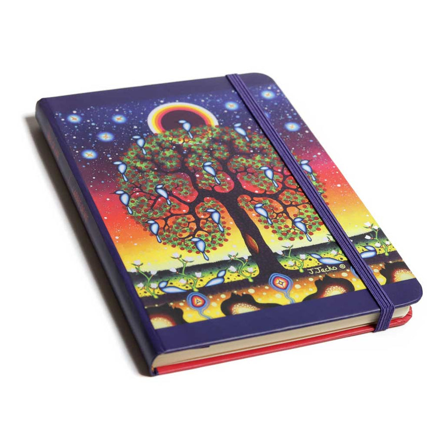 'Tree of Life' Hardcover Journal