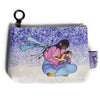 'Joyous Motherhood' Coin Purse by Cecil Youngfox
