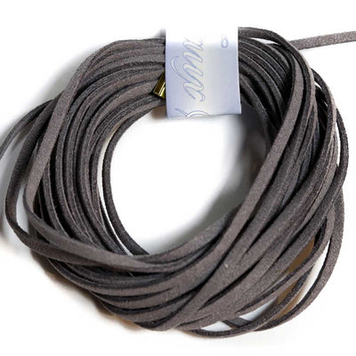 Cowhide Leather Lace - 5 Meters