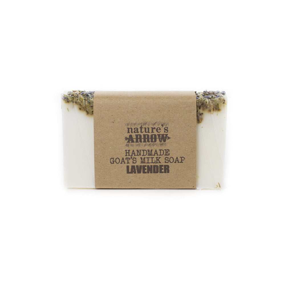 Goat's Milk Lavender Soap - Beaded Dreams
