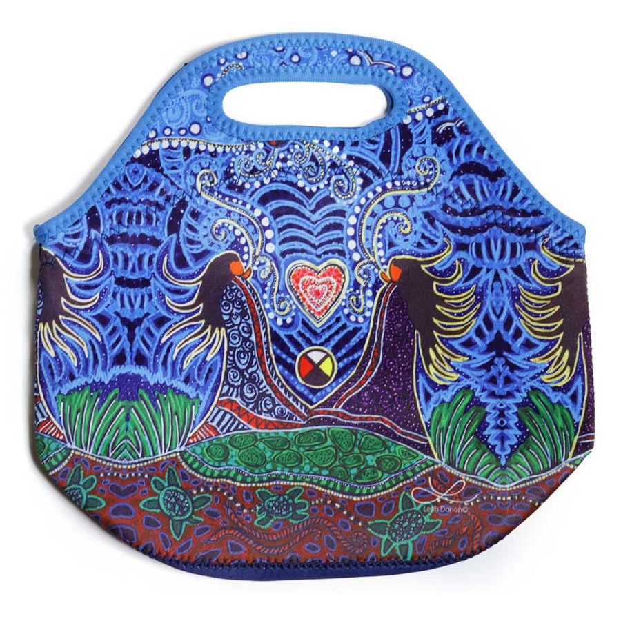 'Breath of Life' Insulated Lunch Bag