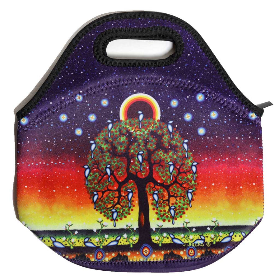'Tree of Life' Insulated Lunch Bag