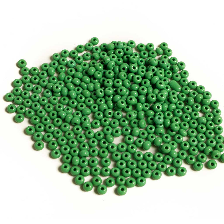 Medium Green - Beaded Dreams