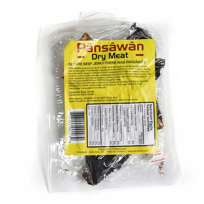 Pansawan Dried Buffalo Meat (Jerky)